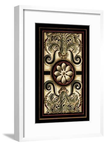 Panel Motifs I-Vision Studio-Framed Art Print
