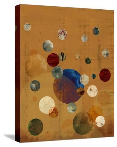 Celeste I-Alicia Ludwig-Stretched Canvas Print