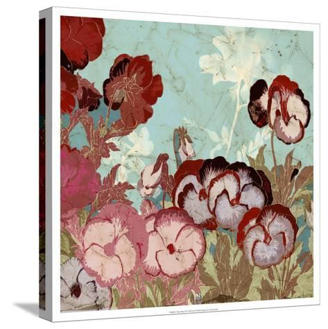 Tokyo Rose II-Vision Studio-Stretched Canvas Print