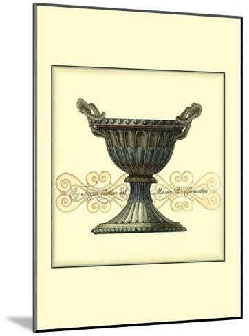 Antica Clementino Urna III-Vision Studio-Mounted Art Print