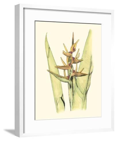 Elegant Tropics VI-Jennifer Goldberger-Framed Art Print