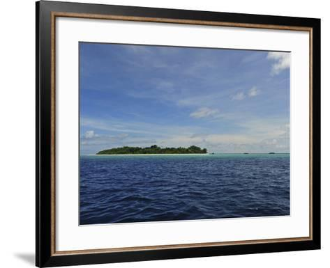 Sipadan, Semporna Archipelago, Borneo, Malaysia-Anthony Asael-Framed Art Print