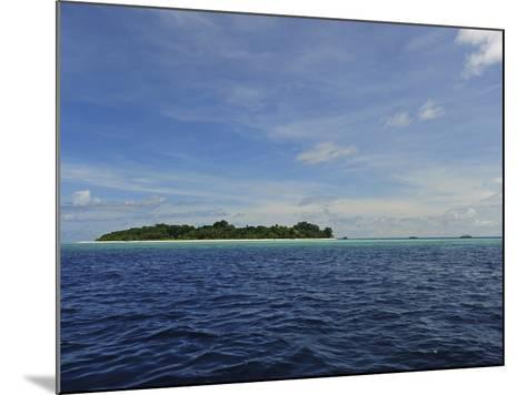 Sipadan, Semporna Archipelago, Borneo, Malaysia-Anthony Asael-Mounted Photographic Print