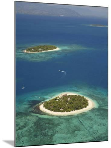Beachcomber Island Resort and Treasure Island Resort, Mamanuca Islands, Fiji-David Wall-Mounted Photographic Print