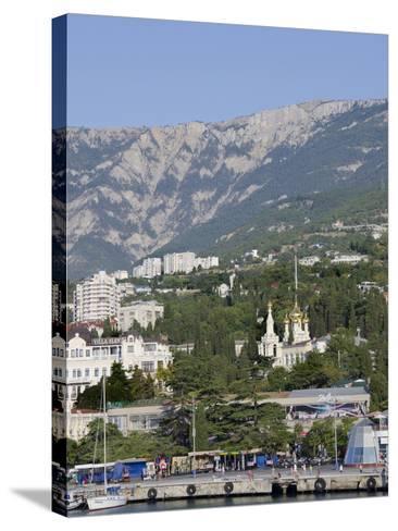 Port of Yalta, Yalta, Ukraine-Cindy Miller Hopkins-Stretched Canvas Print