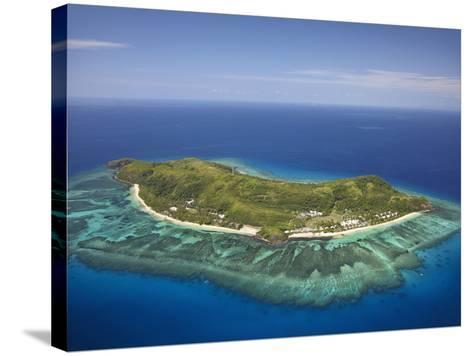 Tokoriki Island, Mamanuca Islands, Fiji-David Wall-Stretched Canvas Print