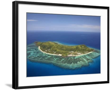Tokoriki Island, Mamanuca Islands, Fiji-David Wall-Framed Art Print