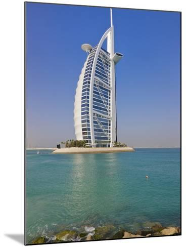Burj Al Arab Hotel, Dubai, United Arab Emirates-Keren Su-Mounted Photographic Print
