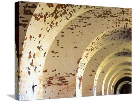 Fort Pulaski, Tybee Island, Georgia, USA-Joanne Wells-Stretched Canvas Print