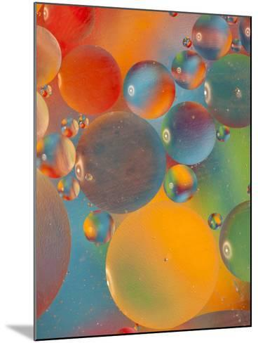Abstract Bubbles and Colors, Savannah, Georgia, USA-Joanne Wells-Mounted Photographic Print