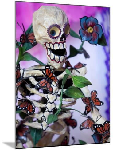 Day of the Dead Altar, San Miguel De Allende, Mexico-John & Lisa Merrill-Mounted Photographic Print