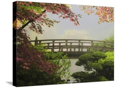 Oregon, USA-Michel Hersen-Stretched Canvas Print