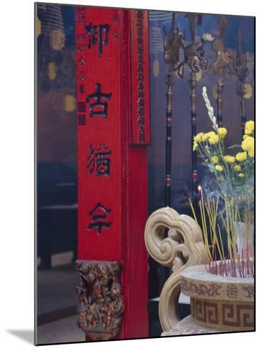 Chinese Temple, Vietnam-Keren Su-Mounted Photographic Print
