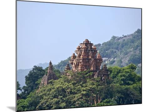 Po Nagar Cham Towers, Vietnam-Keren Su-Mounted Photographic Print