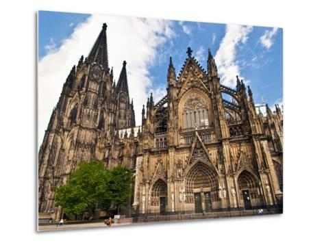 Cologne Cathedral, Cologne, Germany-Miva Stock-Metal Print