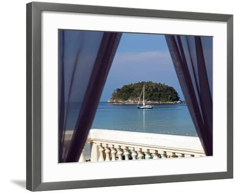 Kota Beach, Poo Island, Phuket, Thailand-Nico Tondini-Framed Art Print