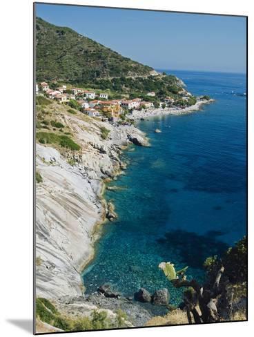 Pomonte, Isola D'Elba, Elba, Tuscany, Italy-Nico Tondini-Mounted Photographic Print