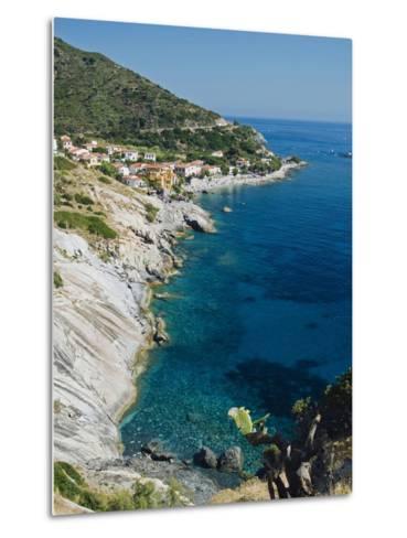Pomonte, Isola D'Elba, Elba, Tuscany, Italy-Nico Tondini-Metal Print