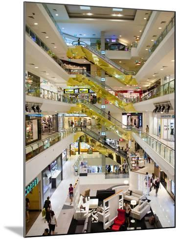 Shopping Centre, Orchard Road, Singapore, Southeast Asia, Asia-Matthew Williams-Ellis-Mounted Photographic Print