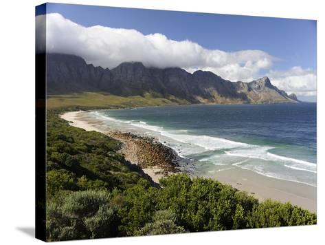 Gordon's Bay, the Garden Route, Cape Province, South Africa, Africa-Peter Groenendijk-Stretched Canvas Print