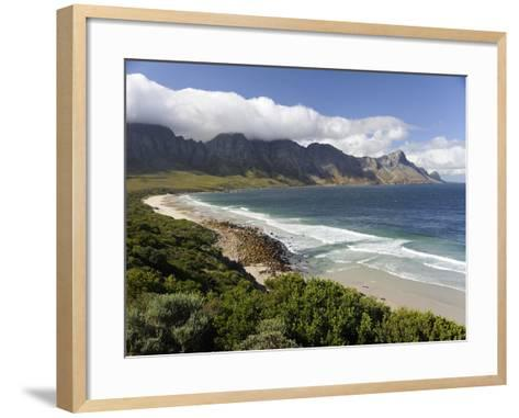 Gordon's Bay, the Garden Route, Cape Province, South Africa, Africa-Peter Groenendijk-Framed Art Print