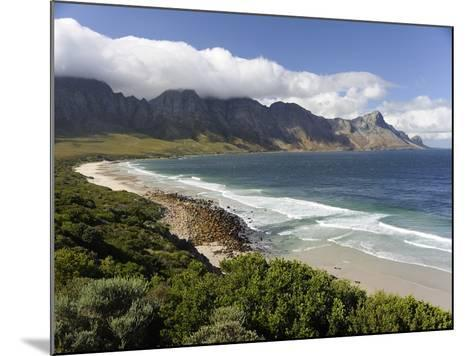 Gordon's Bay, the Garden Route, Cape Province, South Africa, Africa-Peter Groenendijk-Mounted Photographic Print