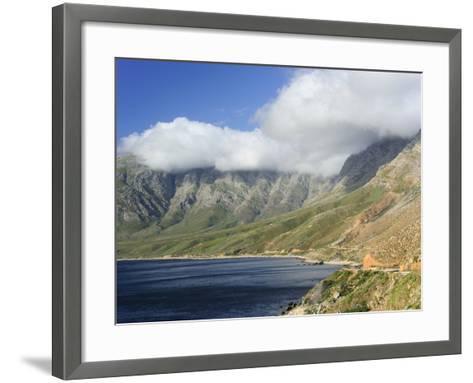 Kogel Bay, Garden Route, Cape Province, South Africa, Africa-Peter Groenendijk-Framed Art Print