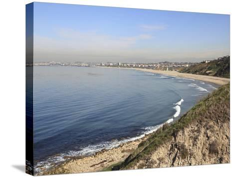 Palos Verdes, Peninsula on the Pacific Ocean, Los Angeles, California, USA, North America-Wendy Connett-Stretched Canvas Print