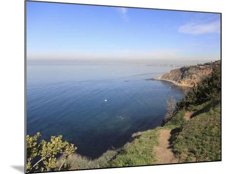 Palos Verdes, Peninsula on the Pacific Ocean, Los Angeles, California, USA, North America-Wendy Connett-Mounted Photographic Print
