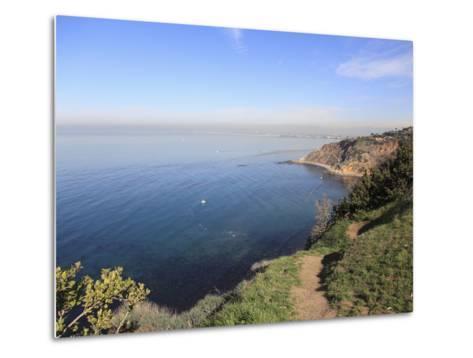 Palos Verdes, Peninsula on the Pacific Ocean, Los Angeles, California, USA, North America-Wendy Connett-Metal Print