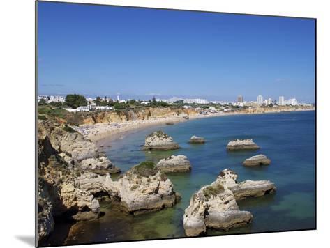 Praia Do Vau, Portimao, Algarve, Portugal, Europe-Jeremy Lightfoot-Mounted Photographic Print