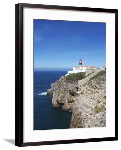 Cabo de Sao Vicente (Cape St. Vincent), Algarve, Portugal, Europe-Jeremy Lightfoot-Framed Art Print
