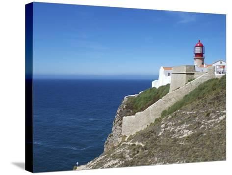 Cabo de Sao Vicente (Cape St. Vincent), Algarve, Portugal, Europe-Jeremy Lightfoot-Stretched Canvas Print