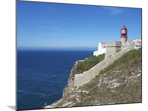 Cabo de Sao Vicente (Cape St. Vincent), Algarve, Portugal, Europe-Jeremy Lightfoot-Mounted Photographic Print