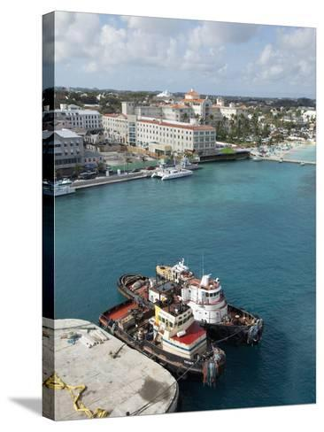 Nassau, Bahamas, West Indies, Caribbean, Central America-Angelo Cavalli-Stretched Canvas Print