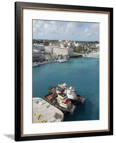Nassau, Bahamas, West Indies, Caribbean, Central America-Angelo Cavalli-Framed Art Print