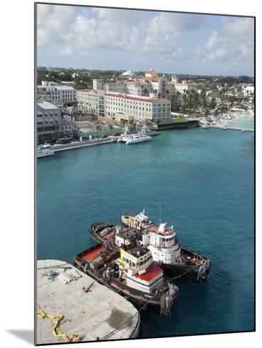 Nassau, Bahamas, West Indies, Caribbean, Central America-Angelo Cavalli-Mounted Photographic Print