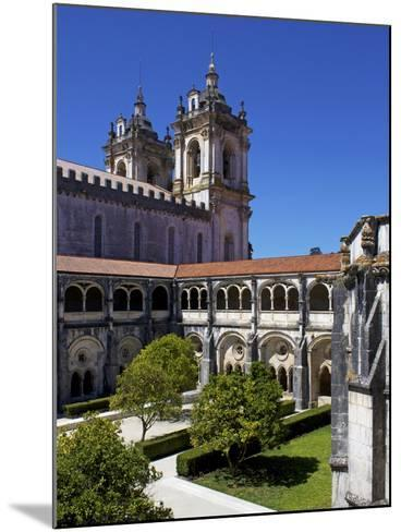 The Monastery, Alcobaca, UNESCO World Heritage Site, Portugal, Europe-Jeremy Lightfoot-Mounted Photographic Print