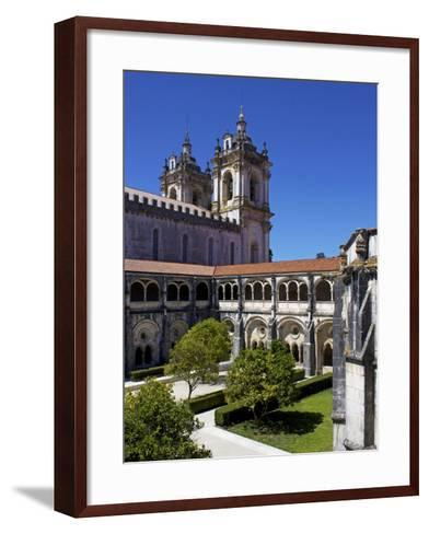 The Monastery, Alcobaca, UNESCO World Heritage Site, Portugal, Europe-Jeremy Lightfoot-Framed Art Print