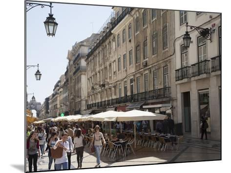 The Old Town, Lisbon, Portugal, Europe-Angelo Cavalli-Mounted Photographic Print