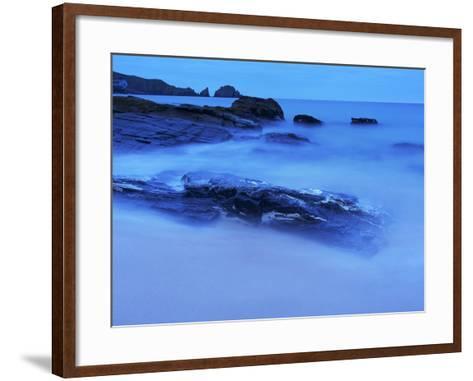 Mother Ivey's Bay, Cornwall, England, United Kingdom, Europe-Jeremy Lightfoot-Framed Art Print