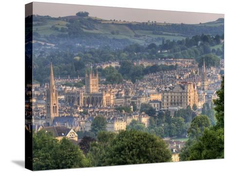 Bath, Somerset, England, United Kingdom, Europe-Rob Cousins-Stretched Canvas Print