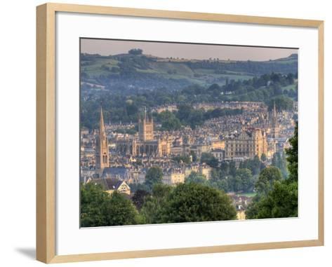 Bath, Somerset, England, United Kingdom, Europe-Rob Cousins-Framed Art Print