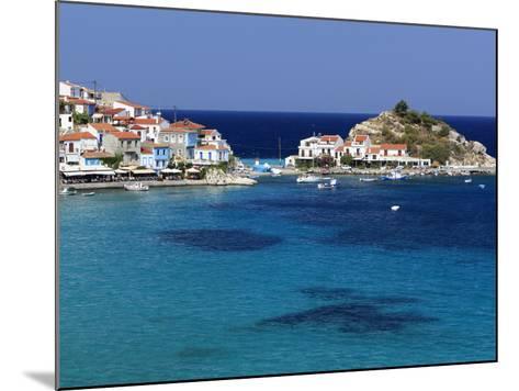 Kokkari, Samos, Aegean Islands, Greece-Stuart Black-Mounted Photographic Print