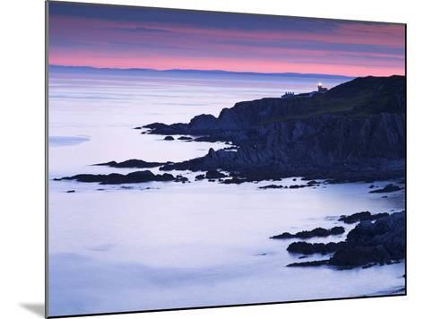 Bull Point, North Devon, Devon, England, United Kingdom, Europe-Jeremy Lightfoot-Mounted Photographic Print