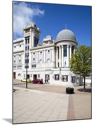 The Alhambra Theatre, City of Bradford, West Yorkshire, Yorkshire, England, United Kingdom, Europe-Mark Sunderland-Mounted Photographic Print