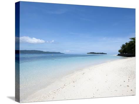 Beach, Manado, Sulawesi, Indonesia, Southeast Asia, Asia-Lisa Collins-Stretched Canvas Print