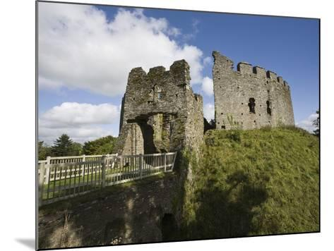 Restormel Castle, Cornwall, England, United Kingdom, Europe-Jean Brooks-Mounted Photographic Print