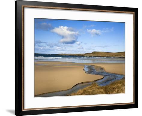 Machir Bay, Islay, Scotland, United Kingdom, Europe-Ann & Steve Toon-Framed Art Print