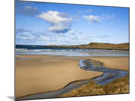 Machir Bay, Islay, Scotland, United Kingdom, Europe-Ann & Steve Toon-Mounted Photographic Print